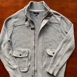 Mens Sweater Jacket